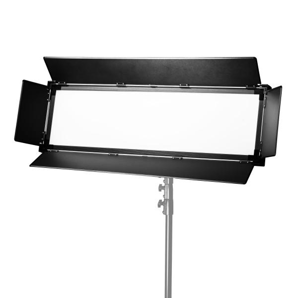 Walimex Pro Flächenleuchte Soft LED 2400 Bi Color Flat