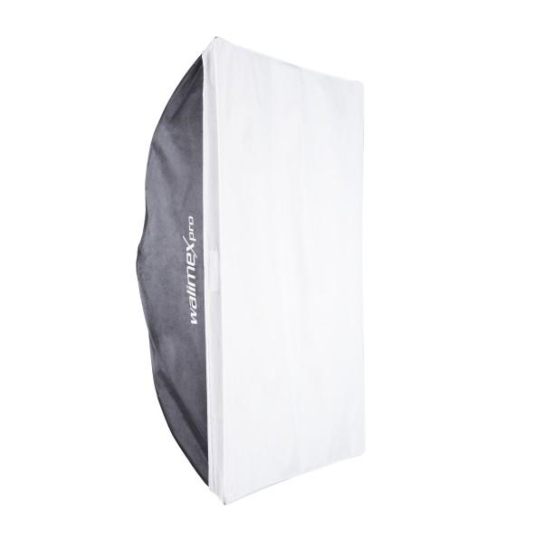 Walimex Pro Softbox 50x75 faltbar für Elinchrom