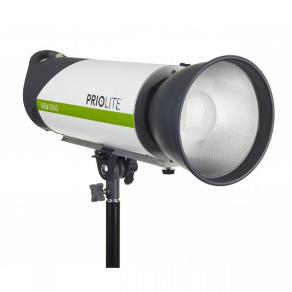 Priolite MBX1000 Akku Kompaktblitzgerät