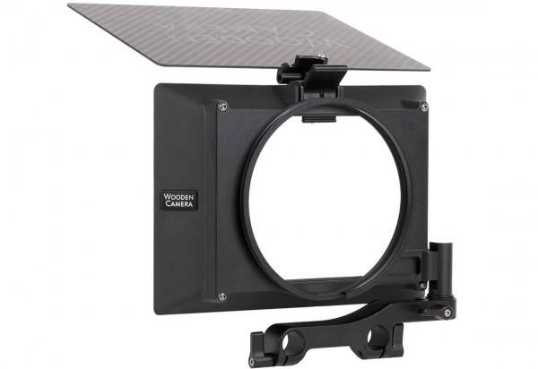 Wooden Camera Zip Box Pro 4x5.65 (Swing Away) - Mattbox mit 4x5.65-Halterungen, schwenkbar