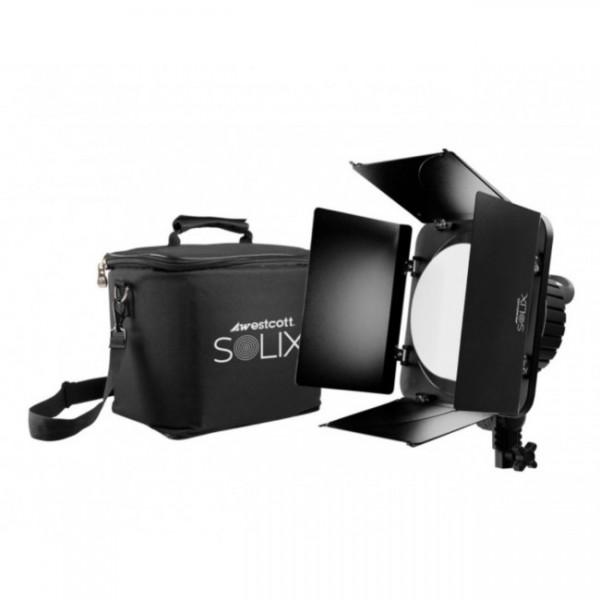 Westcott Solix Compact Kit, LED Leuchte