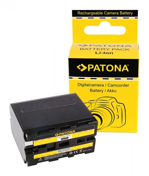 Patona Akku für Sony NP-F970 NP-F960 NP-F950 DCR-VX2100 HDR-FX1