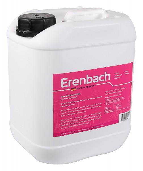 5 Liter Desinfektionsmittel Händedesinfektionsmittel auf Biozid Wasserbasis – Bakterizid Lavurozid V