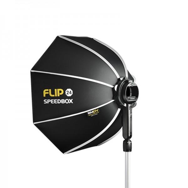 Speedbox-Flip 24 Faltbare Softbox mit Speedlite-Adapter