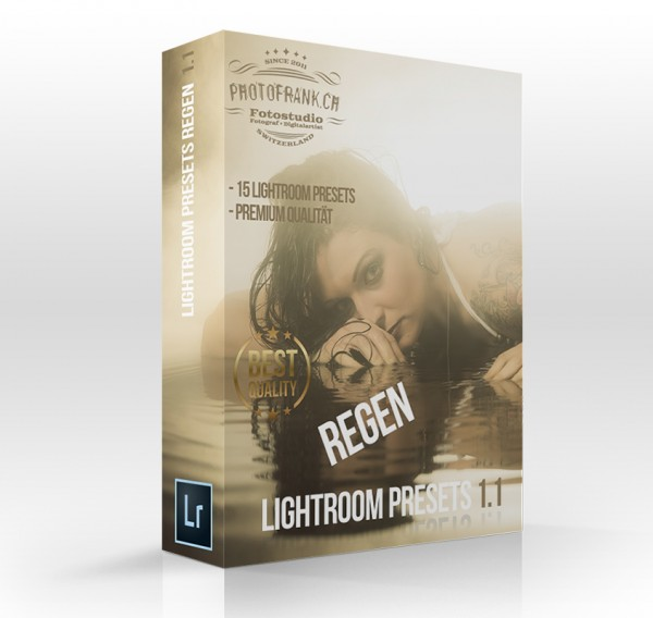 Lightroom Presets - Regen 1.1