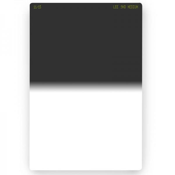 Lee Filters Grauverlaufsfilter ND 0,9 (+3 Blenden) Medium Grad für 100mm-Filterhalter