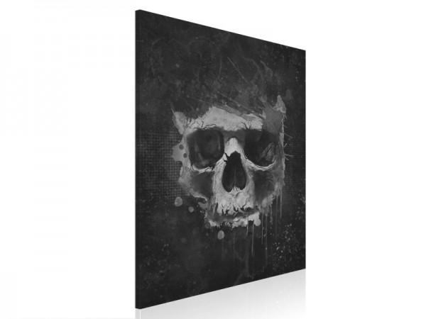 Leinwand - Mystica Skull - 80x60cm