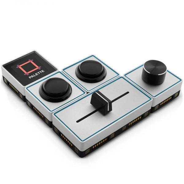 Palette Gear Starter Kit Modulares Steuerpult für Computer-Bildbearbeitung mit Lightroom & Photosho