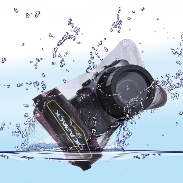 DiCAPac WP-570 Outdoor-/ Unterwassertasche