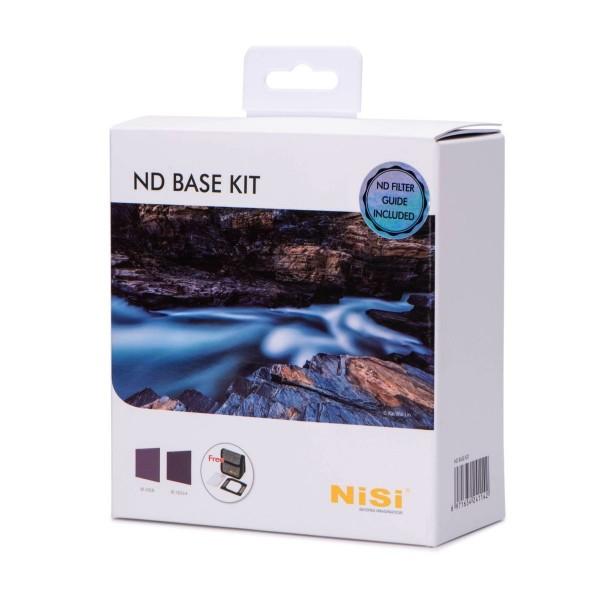 Nisi Filtersystem ND Basis Kit 100mm